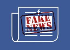 Como denunciar fake news no Facebook