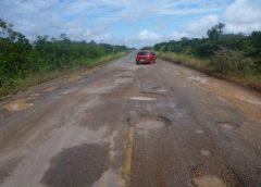 Ceará tem 951 km de rodovias ruins ou péssimas