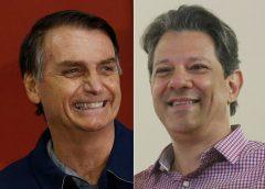Advogados de Haddad e Bolsonaro debatem campanha do segundo turno com ministros no TSE