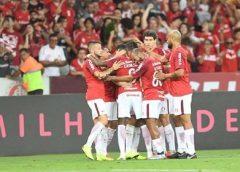 Internacional bate vice-lanterna América-MG e segue a 5 pontos do líder Palmeiras