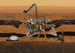 NASA vai transmitir ao vivo o pouso da sonda InSight em Marte no final do mês