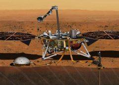 NASA vai transmitir ao vivo o pouso da sonda InSight em Marte no final do mês