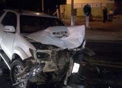 Duas pessoas morrem em colisão na cidade de Umirim, no interior do Ceará