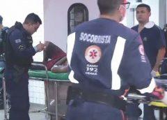 Três homens são baleados quando jogavam sinuca em bar no Ceará