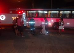 Idoso morre atropelado por motorista embriagado na Praia do Futuro, em Fortaleza