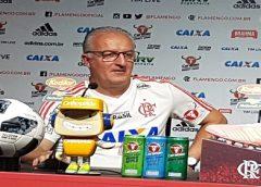 Flamengo x Santos: Dorival Jr. confirma entradas de Pará e Romulo e espera por Diego