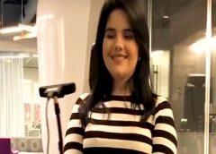 Empresa brasileira cria 1ª cadeira de rodas operada por expressões faciais