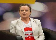 'Não haverá pacificação no Brasil enquanto Lula estiver preso', diz Gleisi