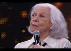 Fernanda Montenegro faz discurso em defesa dos artistas e da lei Rouanet