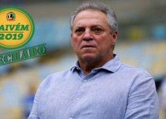 Abel Braga é confirmado como novo treinador do Flamengo
