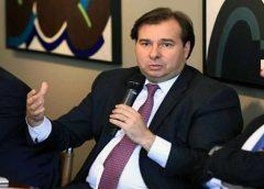 Deputados fazem acordo para disputar presidência da Câmara contra Maia