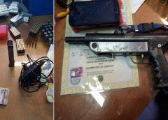 Grupo suspeito de tráfico é preso com armas e drogas na Grande Fortaleza