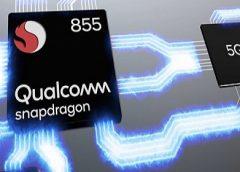Qualcomm anuncia processador topo de linha Snapdragon 855 com foco no 5G