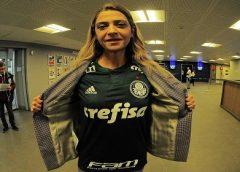 Leila Pereira se põe à disposição para ajudar Palmeiras a contratar reforços e a manter Dudu