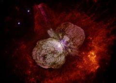 Por que a estrela mais brilhante da galáxia é invisível a olho nu – e como se tornará aparente