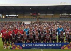 Com show de Gabriel Novaes, São Paulo vence e avança na Copinha