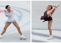 Patinadora artística americana é investigada por cortar sua rival coreana com lâmina de patins