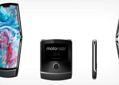 Rumores indicam que o Moto Razr dobrável terá Snapdragon 710
