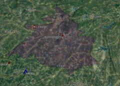 Terra volta a tremer no Sertão Central do Ceará; laboratório registra tremor de magnitude 2,9 em Quixeramobim