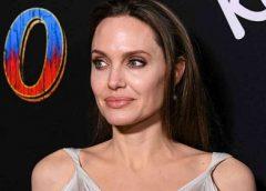 Jolie mostra filhos e não sabemos se lembram mais o pai ou a mãe: são perfeita mistura
