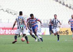 Fortaleza e Ceará fazem espetáculo no primeiro Clássico-Rei do ano, mas não acertam as redes
