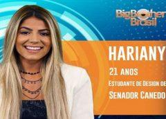 """""""BBB 19"""": Após empurrão em Paula, Hariany lamenta: """"Fiz besteira"""""""