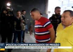Polícia Civil de SP faz operação para prender quadrilha do Ceará por 'crimes de pistolagem'