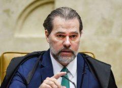 Toffoli ignora PGR e prorroga por 90 dias inquérito da censura