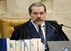 Senadores falam em impeachment de ministros Toffoli e Moraes