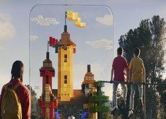 Microsoft comemora 10 anos de Minecraft com versão no estilo Pokémon Go