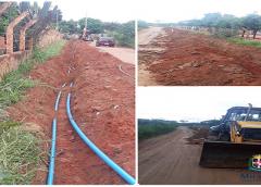 Governo de Milagres implanta sistema de abastecimento d'água no Sítio Corredores de Cima