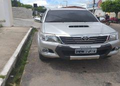 Vereador é preso dirigindo carro com placa clonada no interior do Ceará