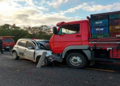 Ceará tem média de uma internação por hora devido a acidentes de trânsito