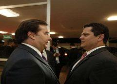 Grupo quer reeleição de Maia e de Alcolumbre