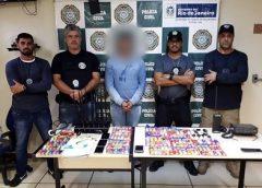 Homem apontado como líder de grupo que roubava e clonava veículos é preso no RJ