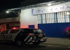 Homem morre dentro de igreja evangélica depois de ser perseguido e atingido por vários tiros em Fortaleza