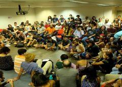 Grupo se mobiliza contra o fechamento do Centro Cultural Banco do Nordeste