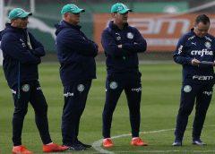 Palmeiras abre planejamento e roda elenco antes de viajar mais de 10.000 km para decisões