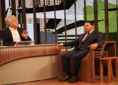 Mourão diz que foi pego de surpresa com indicação de Eduardo Bolsonaro à embaixada nos EUA