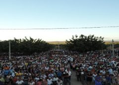 Em Mauriti, milhares de fiéis participam da Romaria da Mãe Rainha