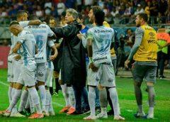 O discreto despertar do Grêmio. Acabou a letargia