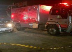 Jovem é morto a tiros na frente da mãe e do irmão em Fortaleza
