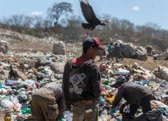 No Cariri, catadores se arriscam em lixões sem nenhuma proteção