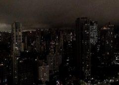Radar a laser do Inep registrou a nuvem de fuligem que enegreceu São Paulo