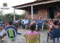"""""""AMAEM está garantindo água em todas as casas da zona rural"""", afirma o Prefeito Lielson Landim"""