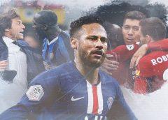 Resumão do futebol internacional: Liverpool, Inter de Milão e… Neymar: o clube dos 100% de aproveitamento na Europa