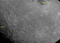 Índia a caminho da Lua