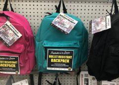 EUA: vendas de mochilas à prova de balas disparam com tiroteios