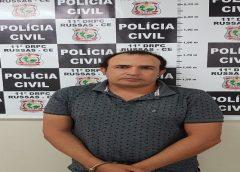 Estelionatário foragido em três estados é preso em Fortaleza ao aplicar golpe na compra de veículo