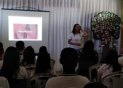 VIOLÊNCIA CONTRA A MULHER: Projeto de conscientização promove ações nas escolas estaduais de Mauriti